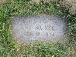 Edna <i>Korf</i> Weis