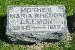 Maria Whedon Leemon