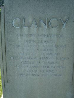 Bridget <i>Hannifan</i> Clancy
