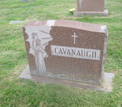 Florence M. <i>Palmer</i> Cavanaugh