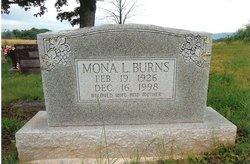 Mona Lee <i>McClung</i> Burns