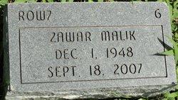 Zawar Malik