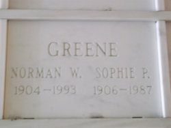 Norman W Greene