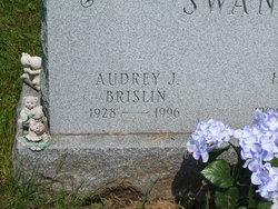 Audrey J <i>(Swan)</i> Brislin