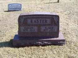 Elmer Edmond Easter