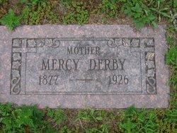 Mercy <i>Glover</i> Derby