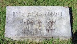 Rosa Wells Abbott