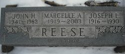 Marcelle Alta <i>Cheeseman</i> Reese