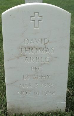 David Thomas Arble