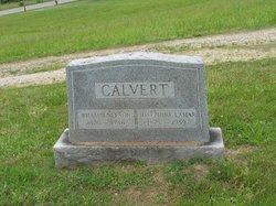 William Nelson Calvert
