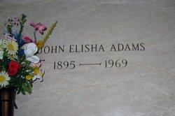 John Elisha Adams