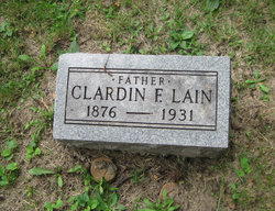 Claridon Fremont Lain