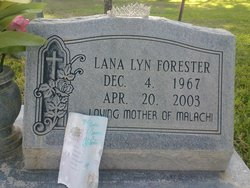 Lana Lyn <i>Anders</i> Forester