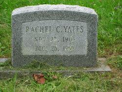 Rachel C Yates
