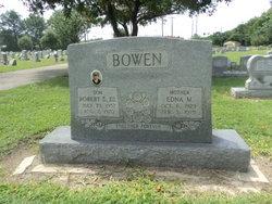 Edna Mae <i>Moss</i> Bowen
