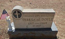 Teresa M Doyle