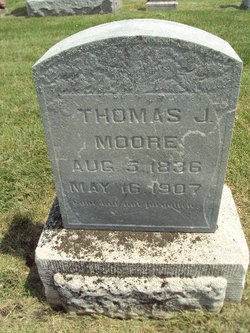 Thomas J Moore