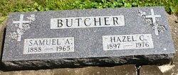 Hazel Clara <i>Craig</i> Butcher