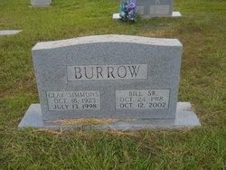 Clay <i>Simmons</i> Burrow