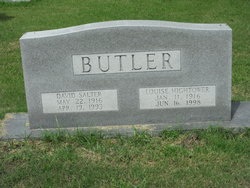 David Salter Butler