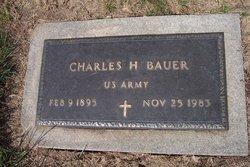Charles H. Bauer