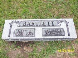 Lycurgus Bartlett