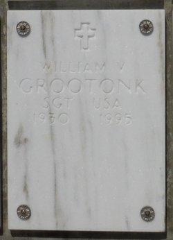 William Vincent Bill Grootonk, Jr