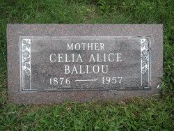 Celia Alice <i>Gillen</i> Ballou
