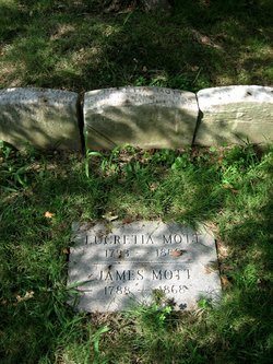 Lucretia <i>Coffin</i> Mott
