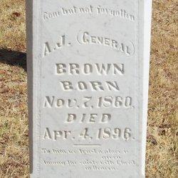 A. J. Brown