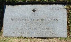 Richard Hall Robinson