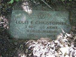 Louis F Christopher