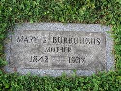 Mary <i>Simpson</i> Burroughs