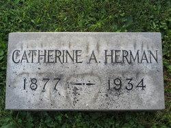 Catherine A <i>Herman</i> Gossling