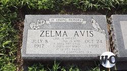 Zelma Avis