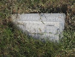 Annie Beatrice Jamison