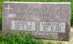 Gabriel E Baltazor