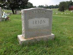 Louisa <i>Schrader</i> Irion