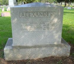 Mary Frances <i>Hope</i> Alexander