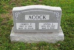 Anna Lucy <i>Barwise</i> Acock