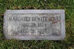 Mrs Margaret Katherine <i>Dewitt</i> Dove