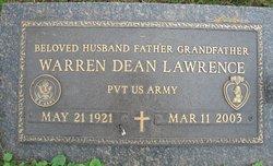 Warren Dean Lawrence