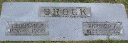 Deborah <i>Tomlin</i> Brock