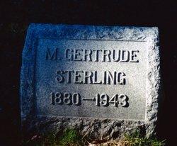 Gertrude Myrtle Sterling