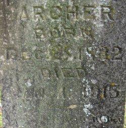 Felix Grundy Archer
