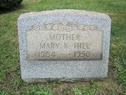 Mary Katherine <i>Frye</i> Hill
