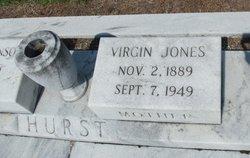 Virgin Mary <i>Jones</i> Hurst