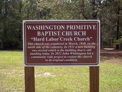 Hard Labor Creek Cemetery