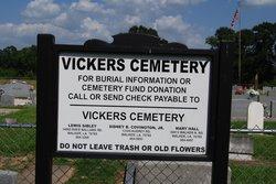 Vickers Cemetery