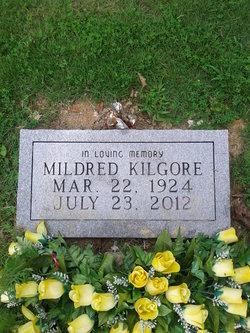 Mildred R <i>Broglin</i> Kilgore